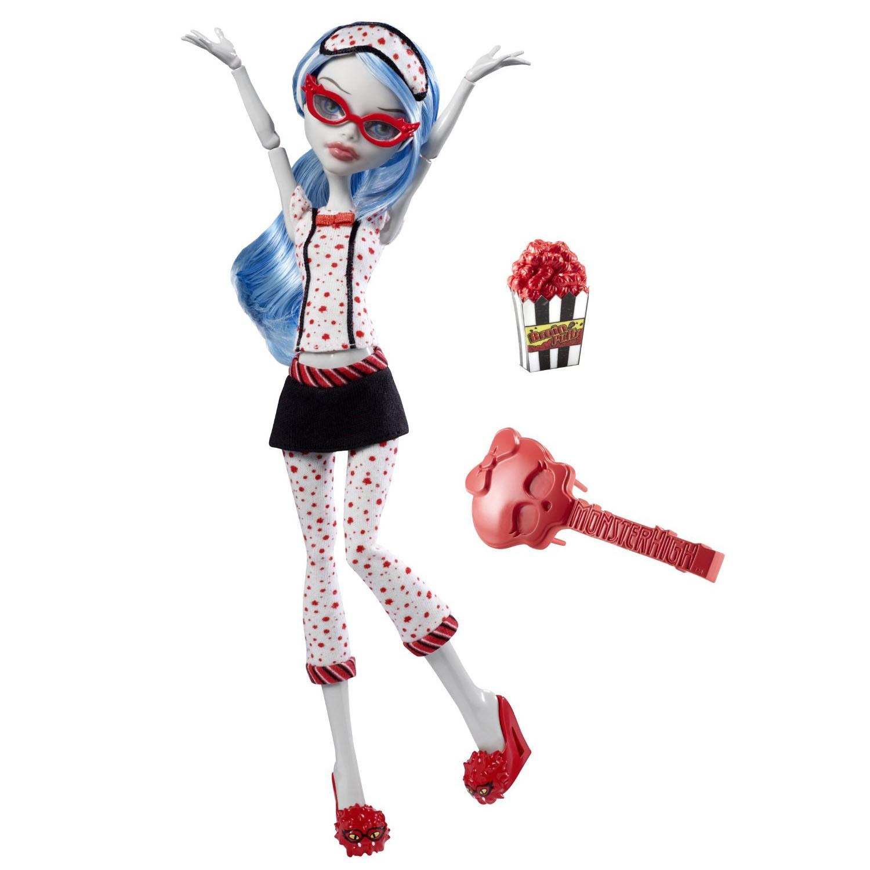 Гулия Йелпс - кукла из серии Смертельно уставшие (Ghoulia Yelps ...