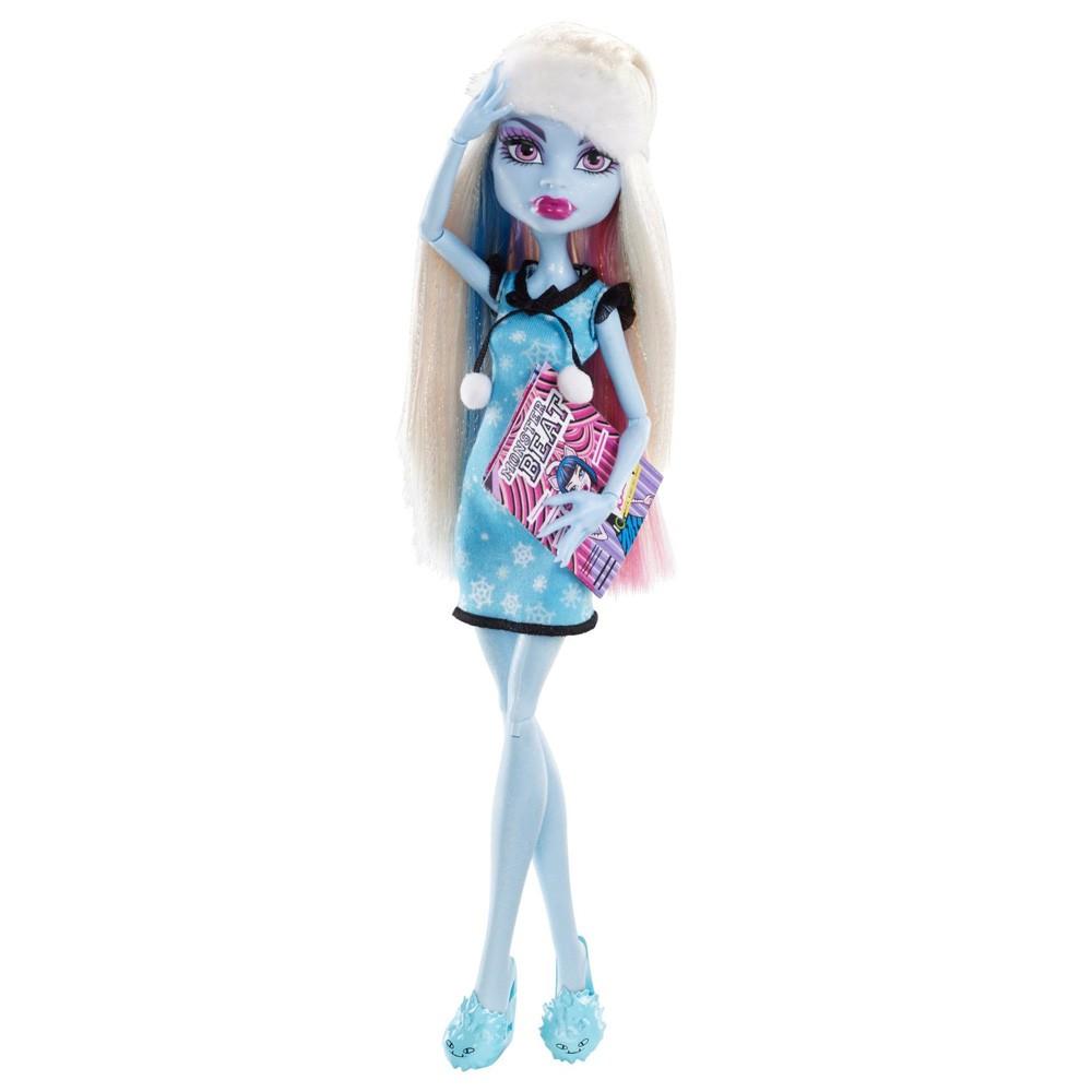 Эбби Боминейбл - кукла Базовая с питомцем (Abbey Bominable Basic ...