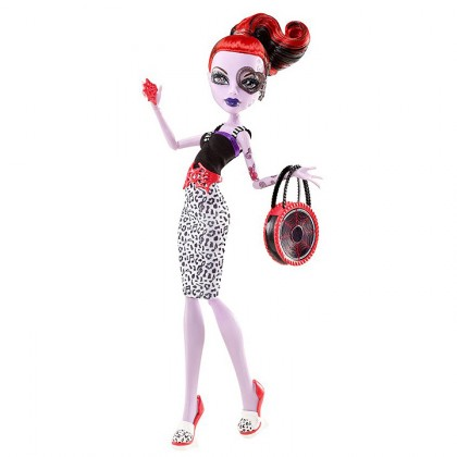 Оперетта кукла монстер хай