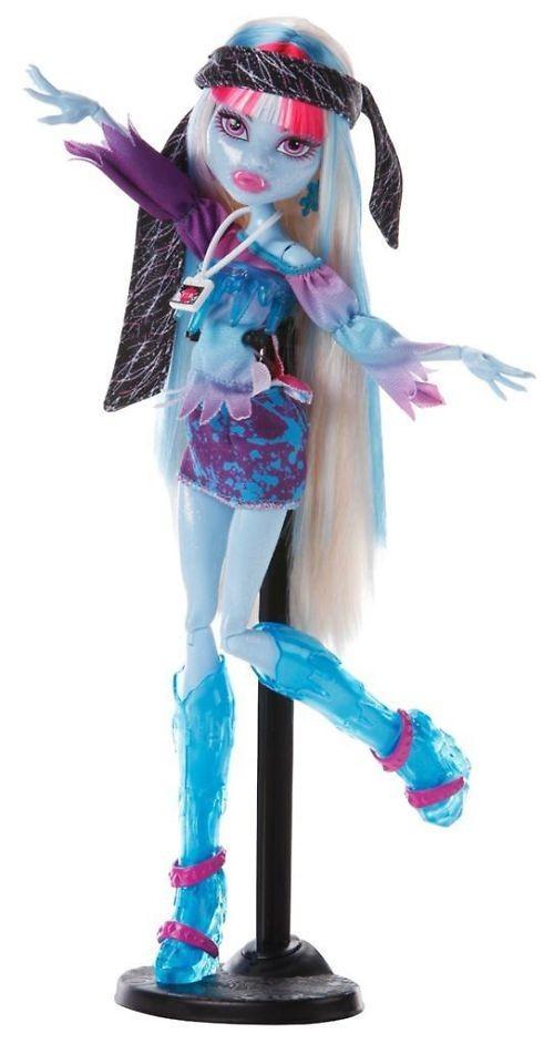 Эбби Боминейбл - кукла из серии Музыкальный фестиваль (Music ...