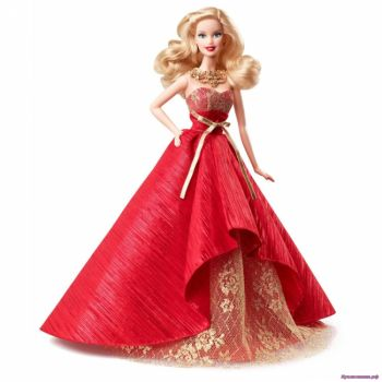 Barbie Collector 2014 Holiday