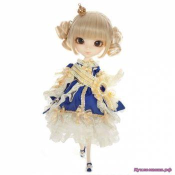 Мидори Фукасава (синее королевское платье) манекен Пуллип