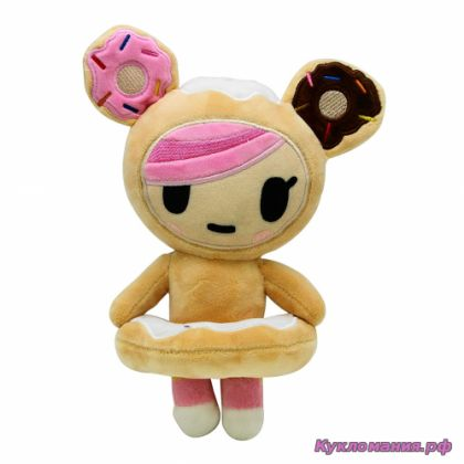 Tokidoki Donutella Basic Plush