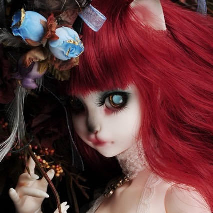 Огненная Реаа - Catish Girl Doll Gorgeous Bubble