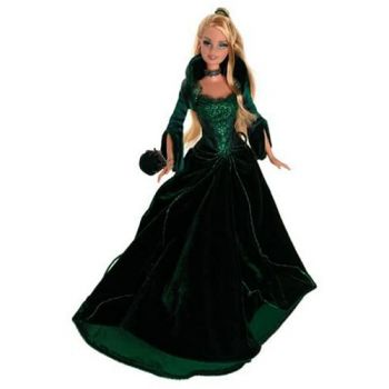 Barbie Happy Holidays Doll (1997)