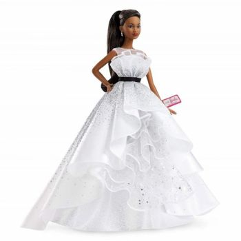 Barbie 60th Anniversary Doll (тёмнокожая)