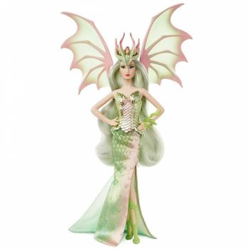 Barbie Signature Mythical Muse Fantasy Dragon Empress Doll