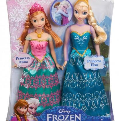 Эльза и анна куклы