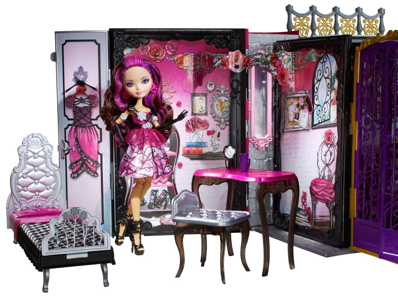 Домик для куклы эвер афтер хай своими