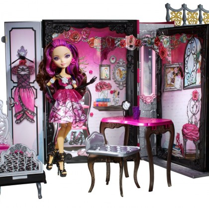 Мой дом для кукол эвер афтер хай своими руками
