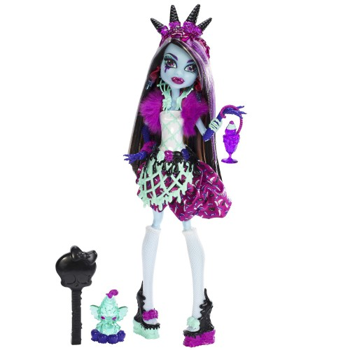 Куклы Эбби Боминейбл из серии Монстр Хай купить - monsterhighdolls.ru