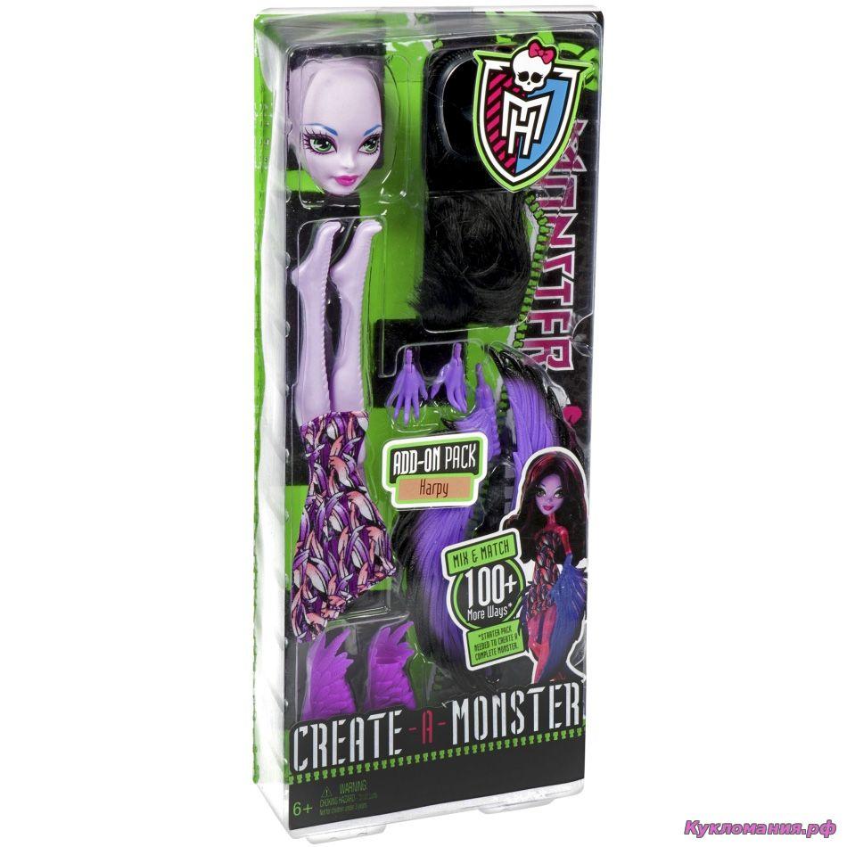 Как сделать игрушку для куклы монстер хай