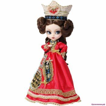 Класическая Червонная Королева манекен Пуллип
