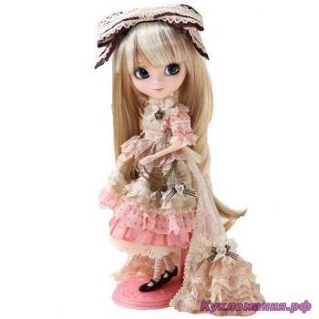 Романтичная Алиска на розовом чучело Пуллип